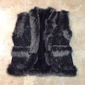 Jackets & Blazers - 3 for $15* Cheetah and Fur Vest